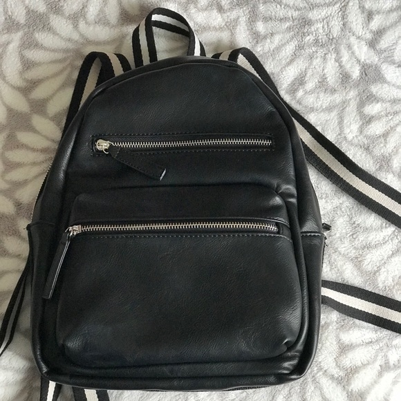 c3598a6a09eba kate   alex Handbags - Kate + Alex Cuffaro web strap backpack